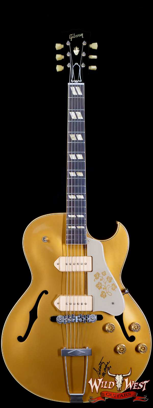 2013 Gibson Memphis Limited Edition Scotty Moore ES-295 #75 of 81