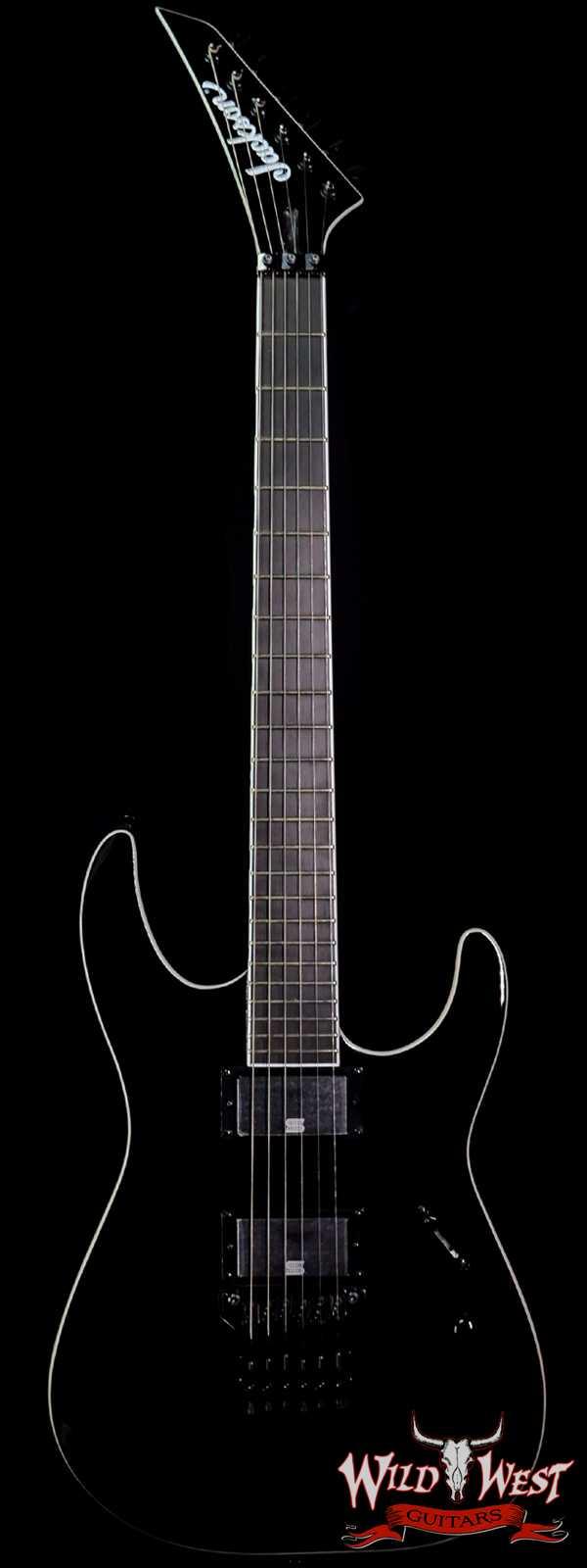 Jackson Pro Series Mick Thomson Signature Soloist SL2 Ebony Fingerboard Black