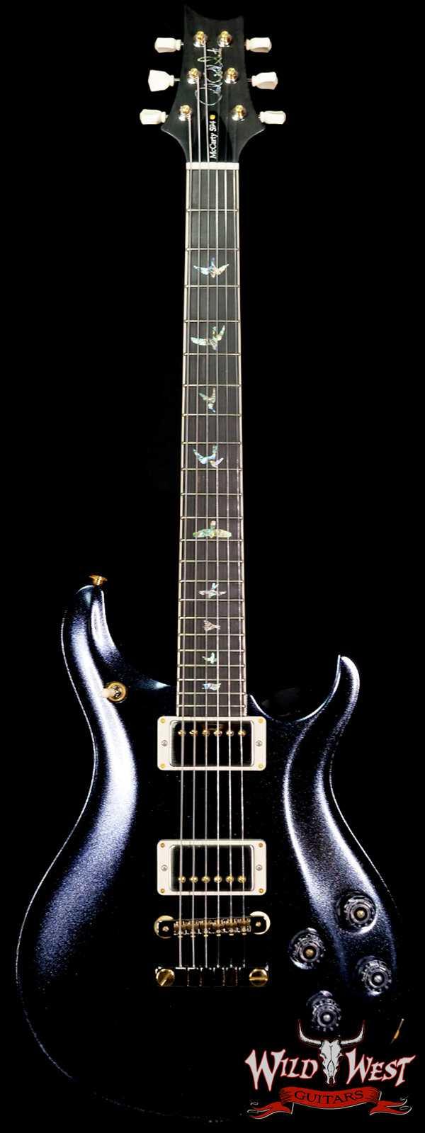 Paul Reed Smith PRS Core McCarty 594 Ebony Fingerboard Slate Blue Metallic