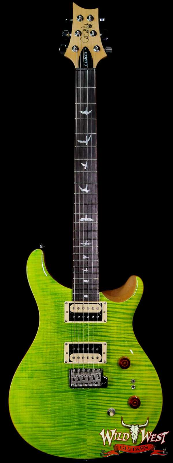 Paul Reed Smith PRS SE Custom 24-08 Eriza Verde