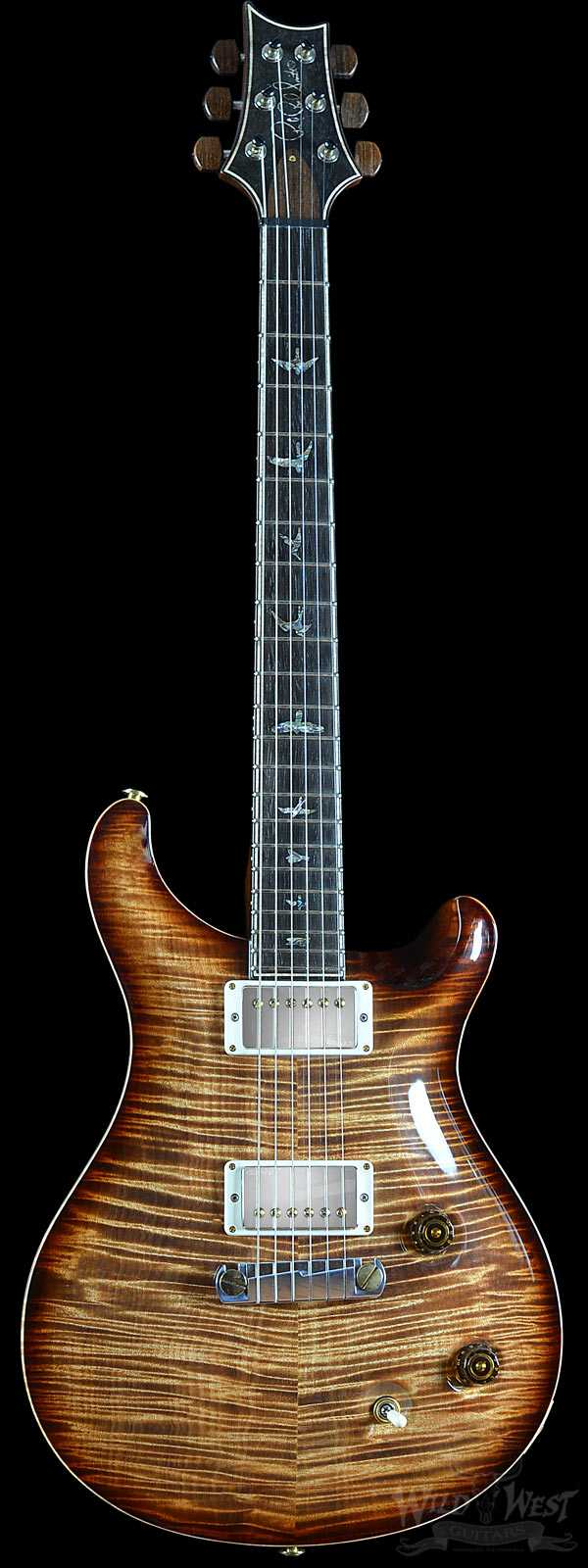 PRS Private Stock 4236 Custom 22 Copperhead Smoked Burst