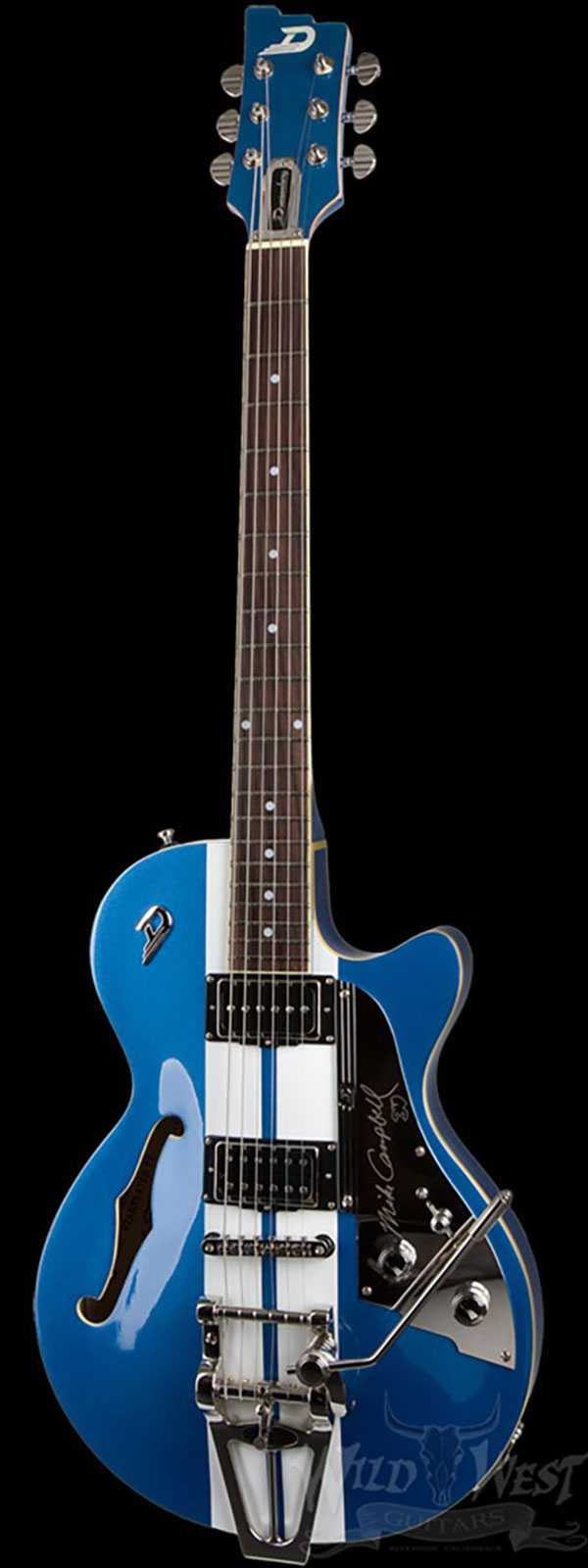 Duesenberg Mike Campbell Signature TV