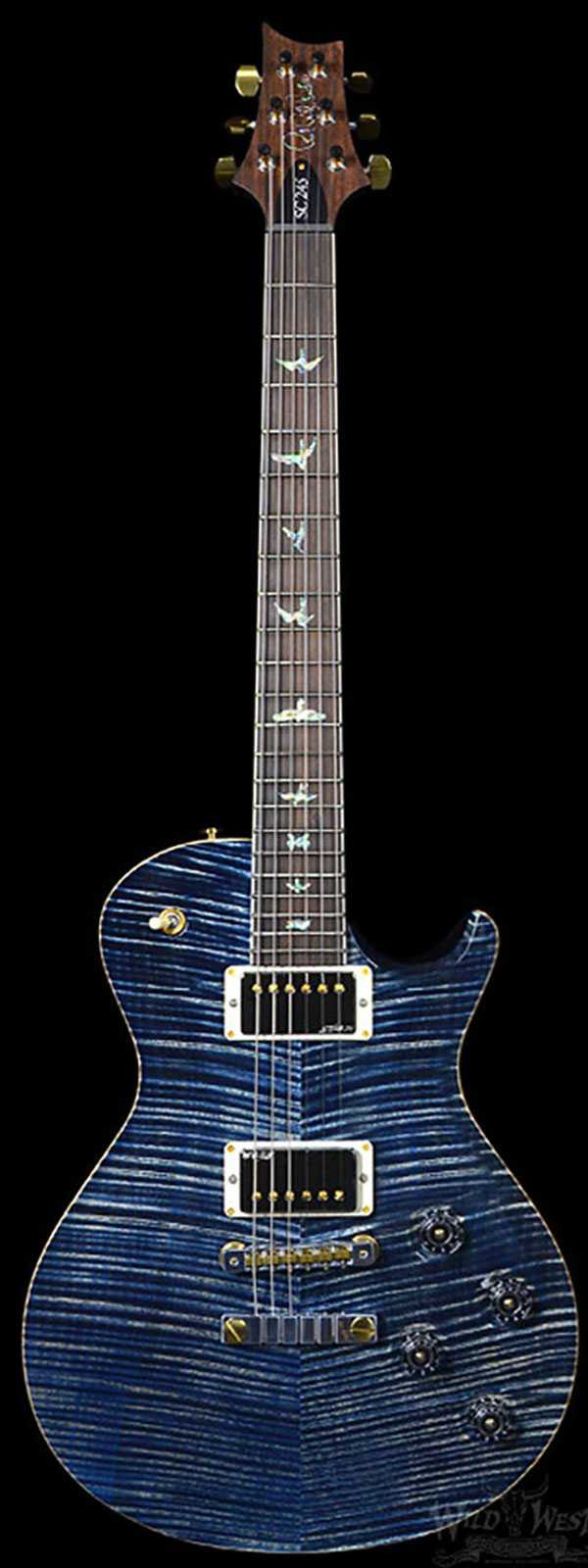 PRS Artist Package SC245 Faded Whale Blue