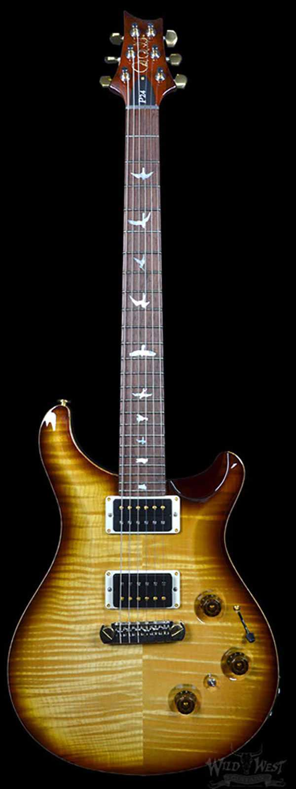 PRS P24 Limited Edition 10 Top Vintage Smoke Burst