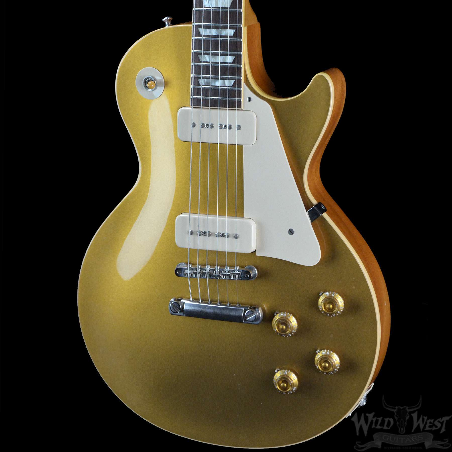 Gibson Custom Shop 1956 Les Paul R1 VOS Gold Top