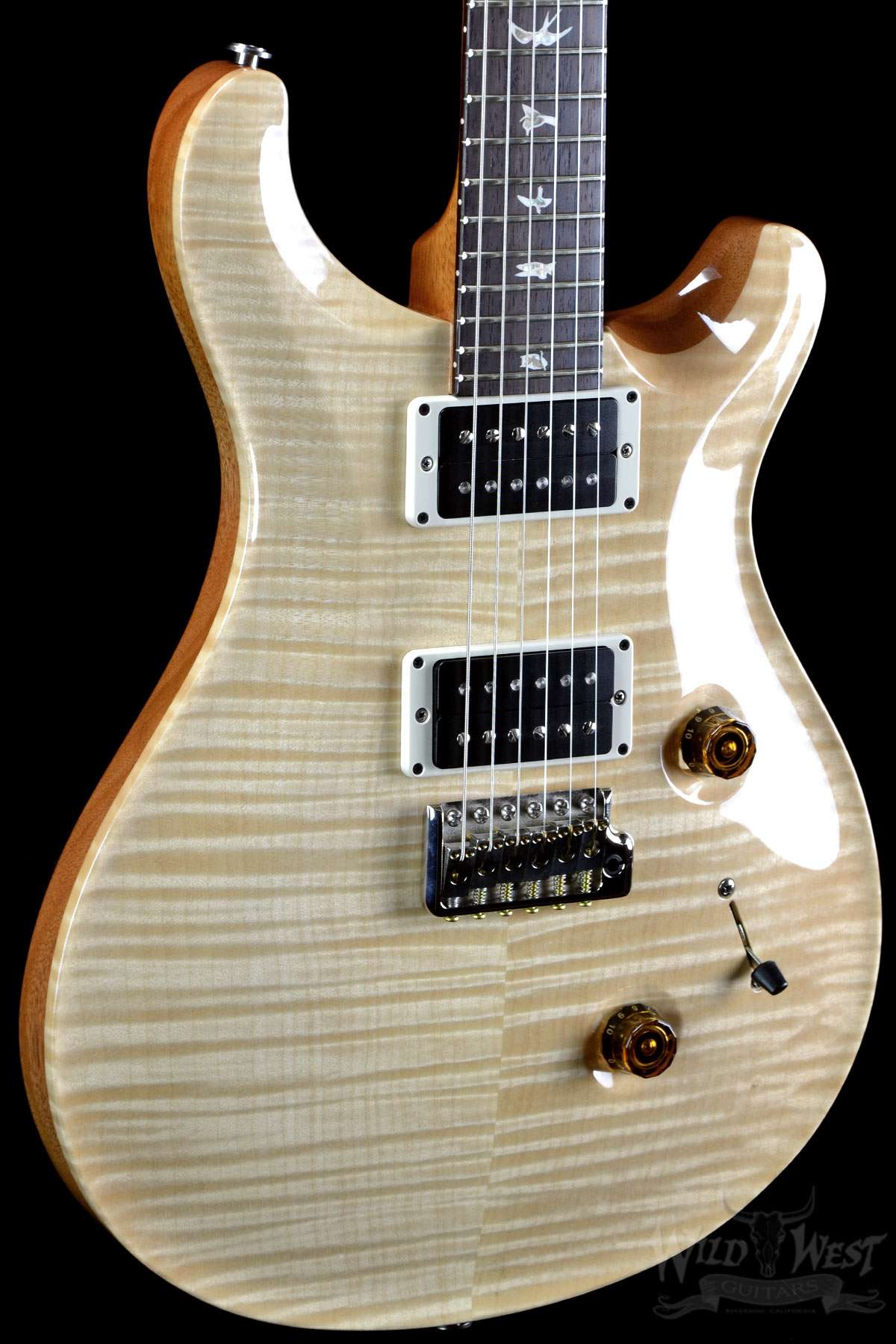 24 Best Images About Bulkhead Ceilings On Pinterest: PRS Paul Reed Smith Custom 24 Natural 10 Top