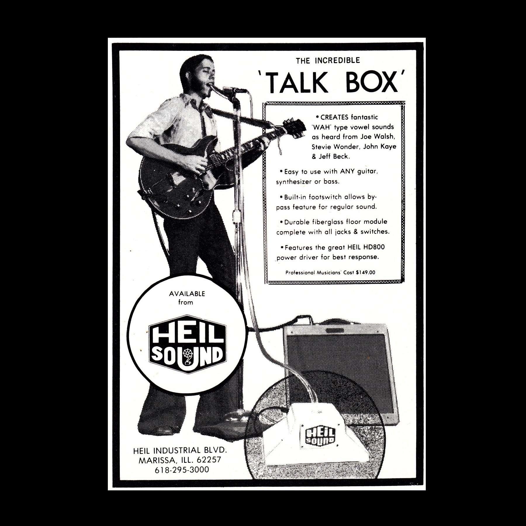 Heil Talk Box