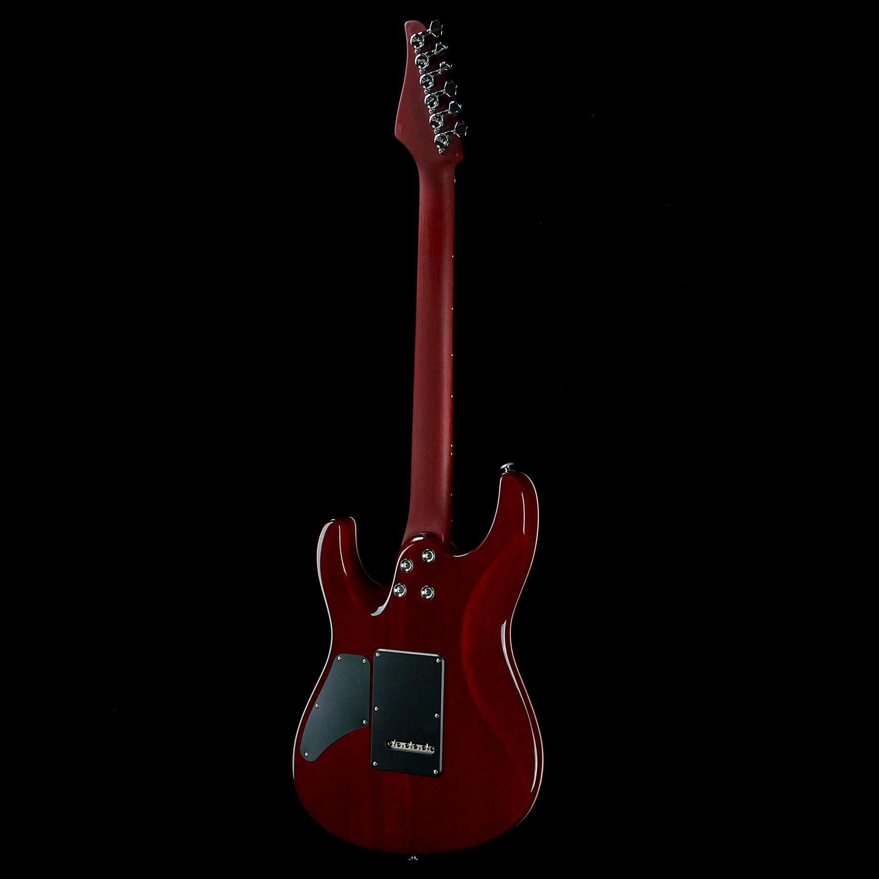 Suhr custom modern gloss black with pete thorn wiring and wild west authentic cheapraybanclubmaster Choice Image