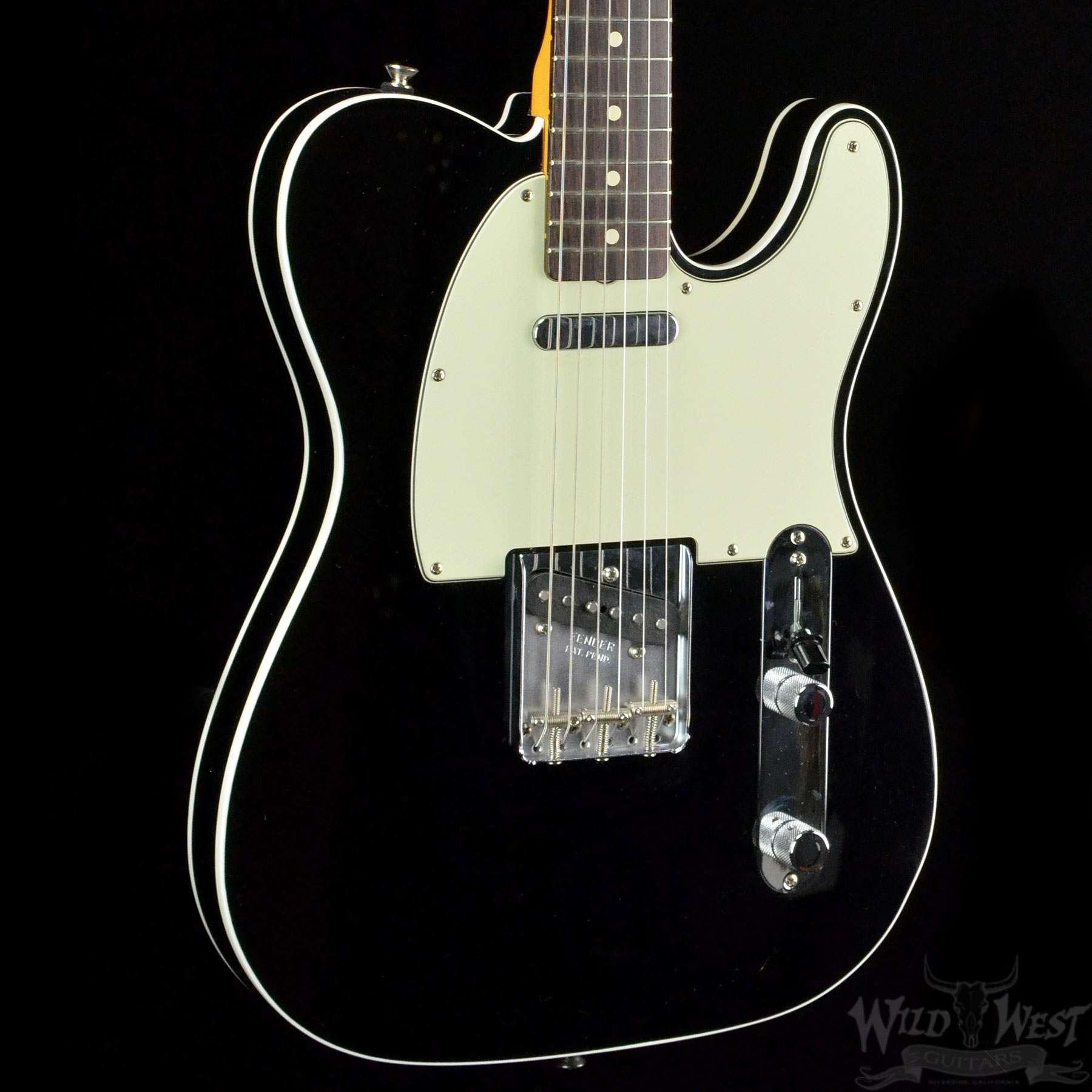 2011 Fender 1962 American Vintage Telecaster Black
