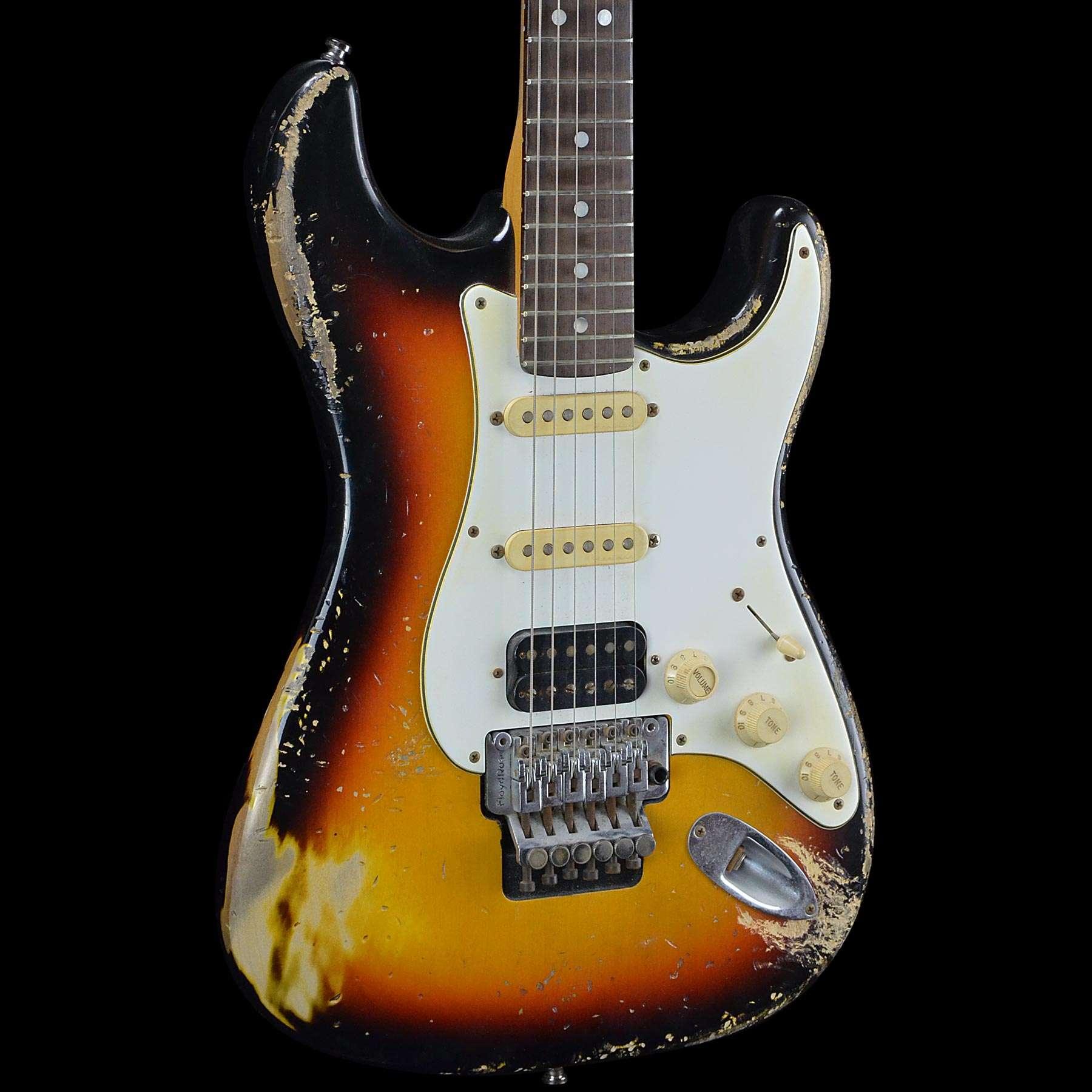 2011 Fender Masterbuilt Greg Fessler 1958 Stratocaster