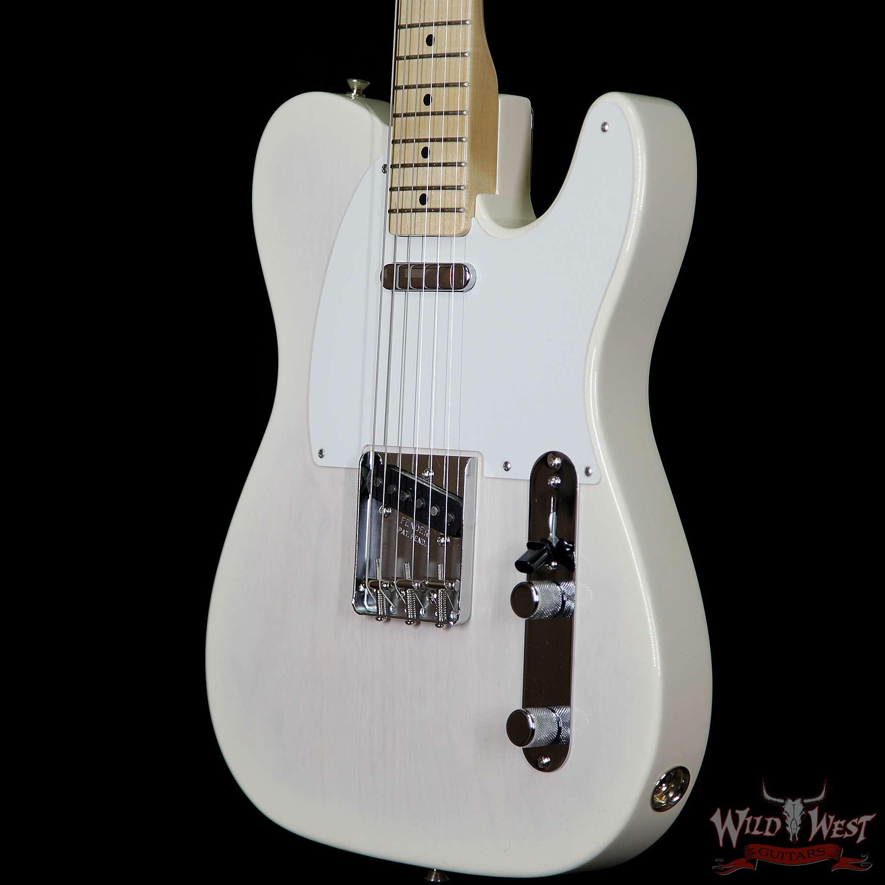 Fender USA American Vintage \'58 Telecaster Maple Neck & Fretboard ...