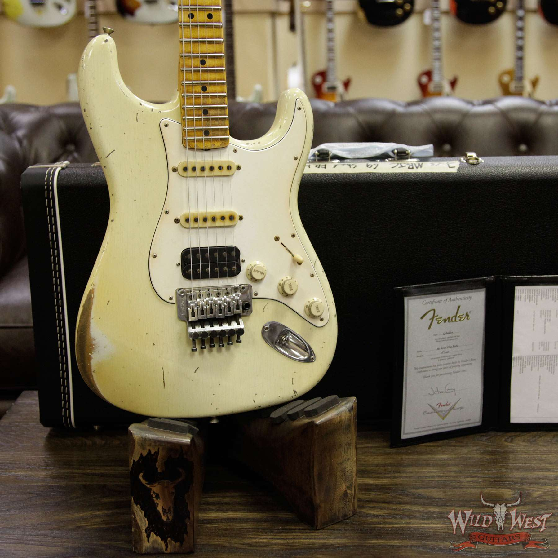 Rory Gallagher Strat Wiring Free Download 60th Anniversary Stratocaster Diagram Fender Custom Shop Masterbuilt John Cruz 1969 Hss Floyd At