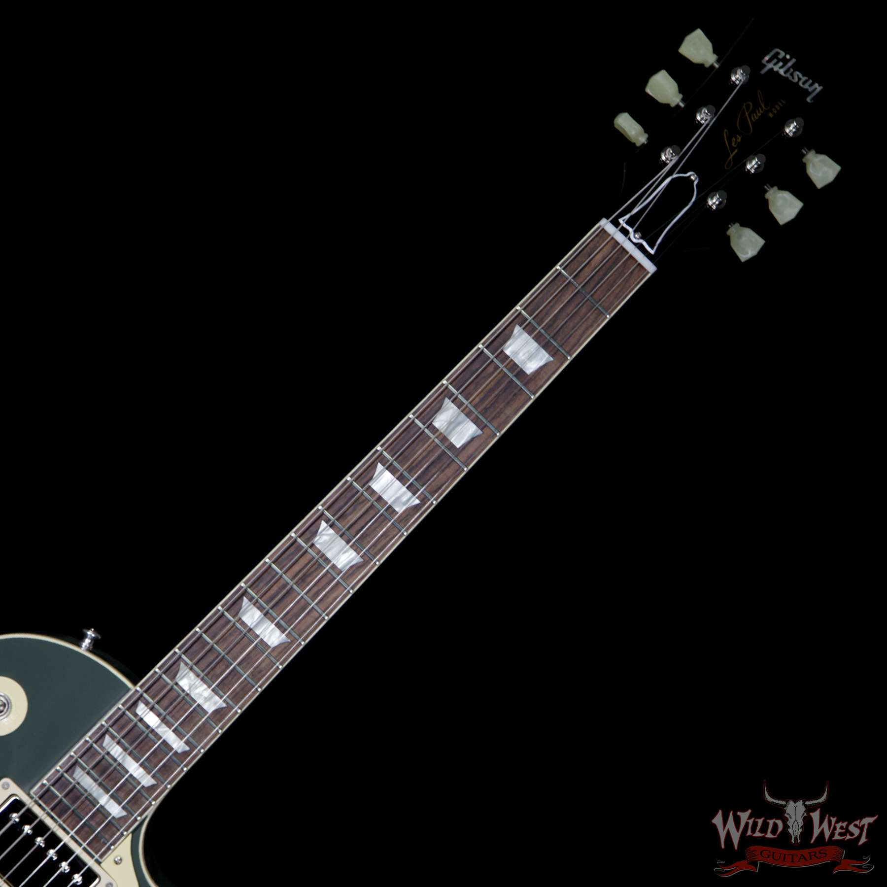 Gibson Custom Shop Les Paul Standard Oxford Grey 8 40 Pounds