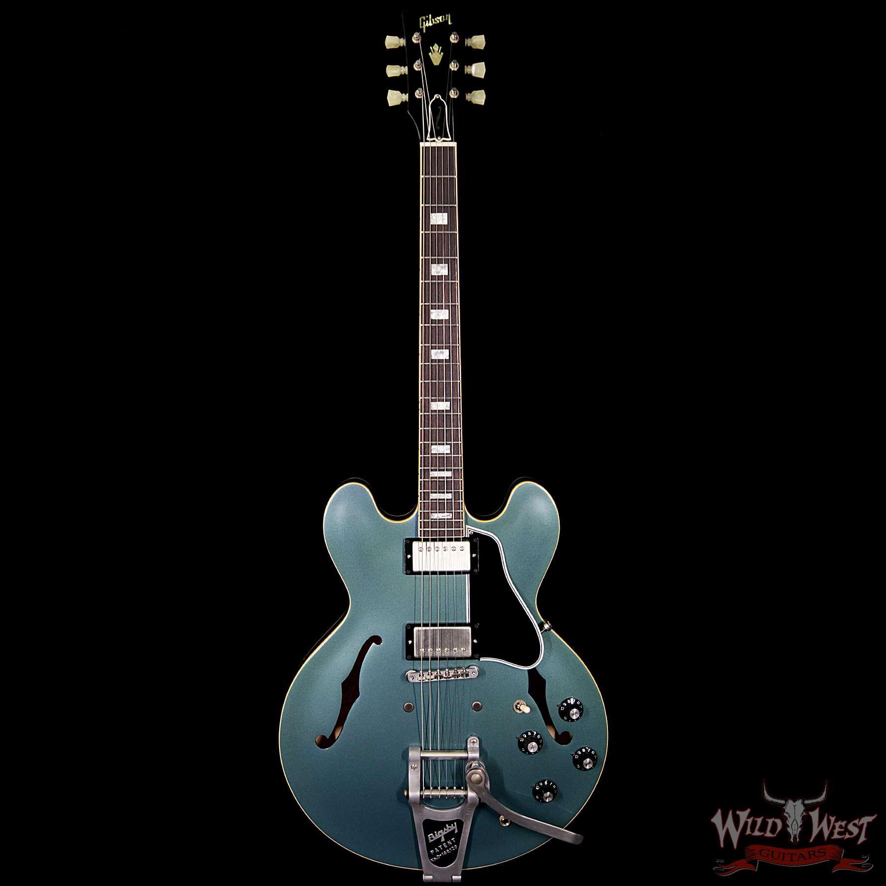 Gibson Memphis Es 335 Anchor Stud 2018 Vos Bigsby Antique Pelham Wiring Harness Wild West Authentic