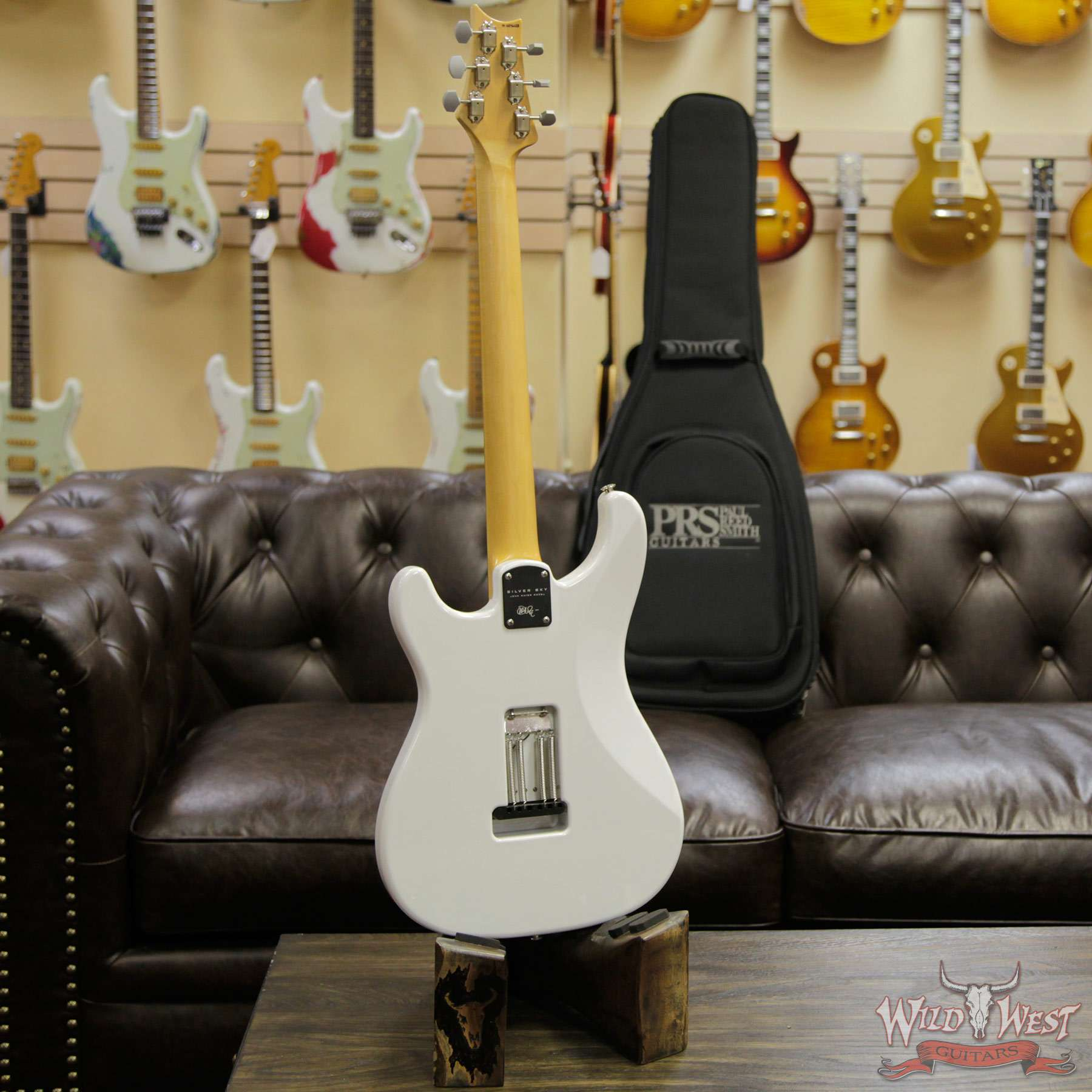 Prs John Mayer Signature Model Silver Sky Maple Neck
