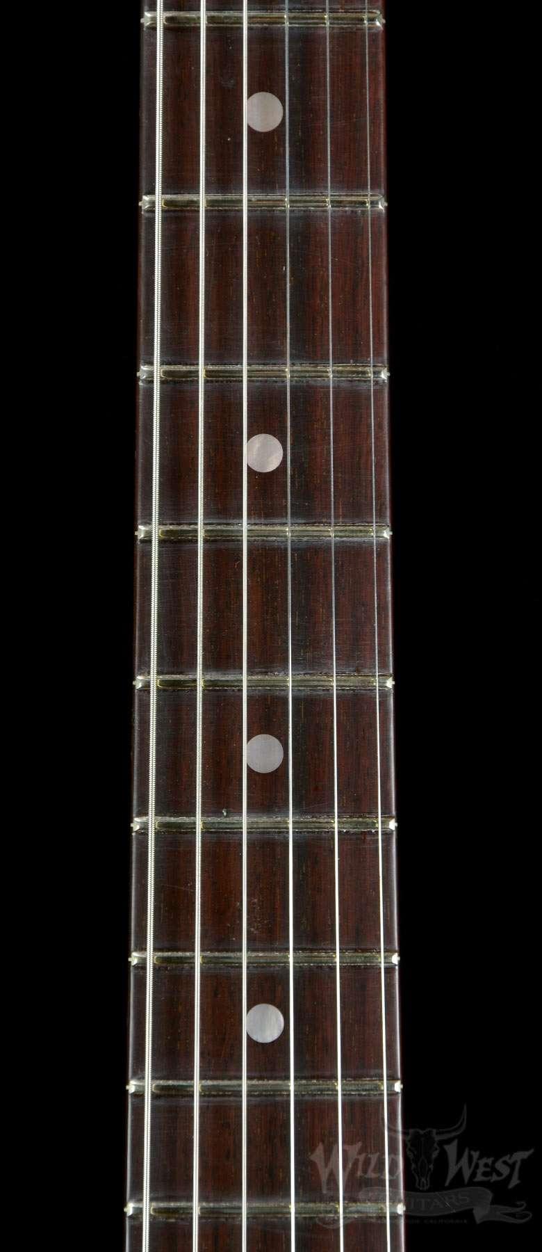 Fender 1960 S Greg Fessler Master Built Rosewood